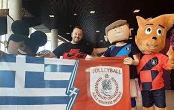 Volley Leaque : Ολα βαίνουν καλώς στον Φίλιππο!