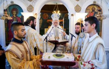 Η εορτή της Αγίας Μαρκέλλης της Χιοπολίτιδος στη Νέα Λυκογιάννη