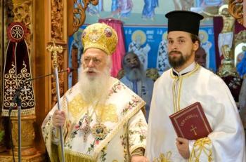 Η εορτή της Αγίας Παρασκευής στην Ι. Μητρόπολη Βεροίας. Χειροτονία Πρεσβυτέρου