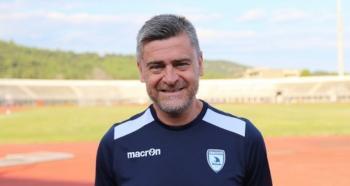 Παύλος Δερμιτζάκης : Ο νέος προπονητής της ΒΕΡΟΙΑΣ
