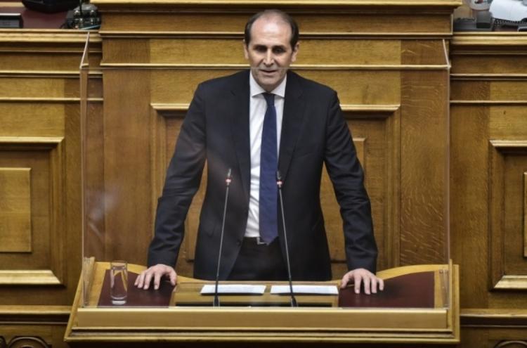 Απόστολος Βεσυρόπουλος : «Θα συνεχίσουμε στο δρόμο των φοροελαφρύνσεων»