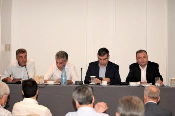 ΠΕΔΚΜ : Εκδήλωση για την παρουσίαση του Εθνικού Σχεδίου Διαχείρισης Αποβλήτων από το γενικό γραμματέα συντονισμού Μανώλη Γραφάκο