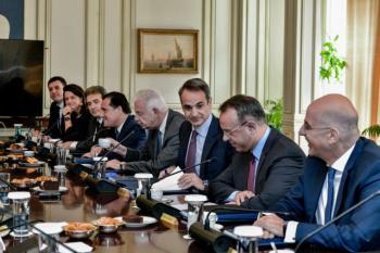 Ανασχηματισμός : Μικρές διορθωτικές κινήσεις στο κυβερνητικό σχήμα ανακοίνωσε ο πρωθυπουργός