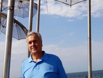 Στη Θεσσαλονίκη εγκαθίσταται οικογενειακώς ο Διονύσης Διαμαντόπουλος