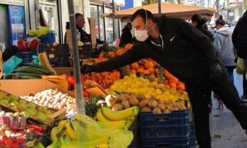 Δήμος Νάουσας : Υποχρεωτική η χρήση μάσκας στις λαϊκές αγορές για πωλητές και καταναλωτές