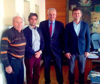 Επαφές της Κίνησης Ενεργών Πολιτών Βέροιας στο υπουργείο Πολιτισμού για την Παλαιά Μητρόπολη