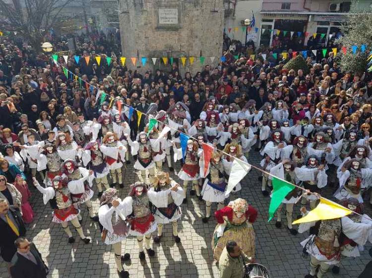 Καθοριστικό βήμα για την ανάδειξη της ιστορίας και του πολιτισμού του Δ.Νάουσας, η ένταξη του δρώμενου «Γενίτσαροι και Μπούλες» στο Εθνικό Ευρετήριο Άυλης Πολιτιστικής Κληρονομιάς της Ελλάδας