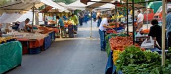 Για την Παρασκευή 14 Αυγούστου μετατίθεται η ημέρα λειτουργίας της Λαϊκής Αγοράς της Αλεξάνδρειας