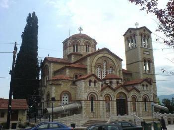 Αγρυπνία επί τη εορτή της Κοιμήσεως της Θεοτόκου στον Ιερό Ναό Αγίων Αναργύρων Βεροίας