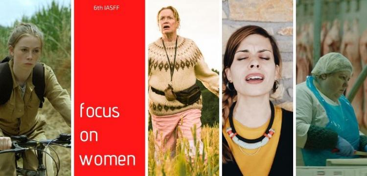 6ο διεθνές φεστιβάλ ταινιών μικρού μήκους Αλεξάνδρειας : Αφιέρωμα «FOCUS ON WOMEN»