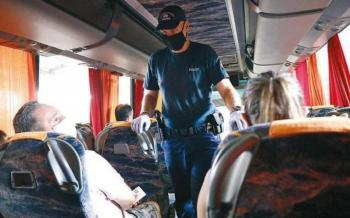 Αποτελέσματα ελέγχων για τα μέτρα αποφυγής της διάδοσης του κορωνοϊού