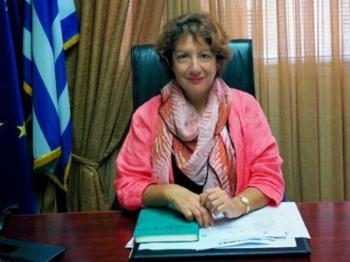 Αποχαιρετιστήριο Μήνυμα της απερχόμενης Διευθύντριας Δευτεροβάθμιας Εκπαίδευσης Ημαθίας κ. Αναστασίας Ε. Μαυρίδου