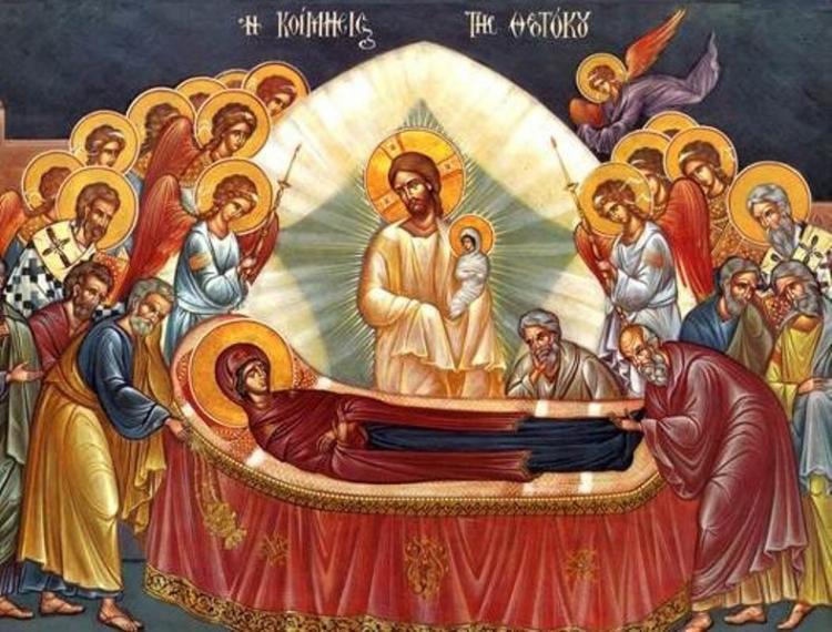 Α.Σ.Δ.Δ. ΣΕΛΙΟΥ : Τα Εννιάμερα της Παναγίας, στον Ι.Ν. Κοιμήσεως της Θεοτόκου, εντός του Δασοκτήματος Σελίου την 23η Αυγούστου 2020