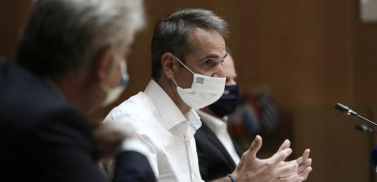 Νέο πακέτο μέτρων με μειώσεις φόρων και εισφορών θα ανακοινώσει από τη Θεσσαλονίκη ο Μητσοτάκης