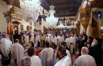 Τον Πολιούχο της Όσιο Θεοφάνη το θαυματουργό εορτάζει η Νάουσα. Πολυαρχιερατικός Εσπερινός