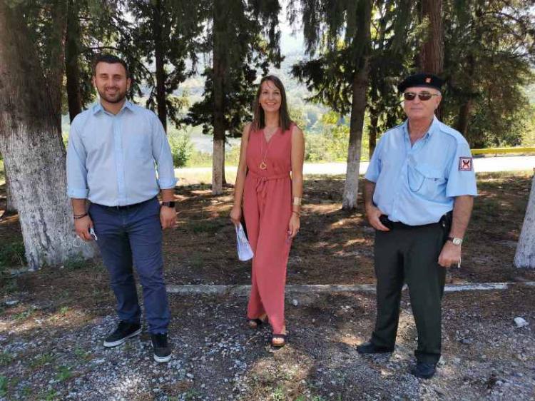 Δημοτική Αστυνομία και Κοινωνική Υπηρεσία του Δ.Βέροιας : Ενημέρωση για την εφαρμογή μέτρων περιορισμού της διασποράς του κορωνοϊού