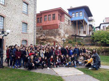 Το 3ο ΓΕΛ φιλοξενεί μαθητές και καθηγητές από 6 ευρωπαϊκές χώρες