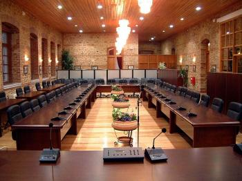 Με 38 θέματα ημερήσιας διάταξης συνεδριάζει τη Δευτέρα το Δημοτικό Συμβούλιο Βέροιας