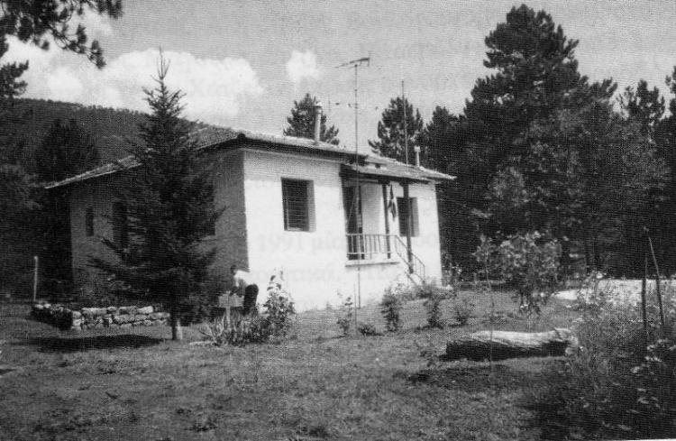 Η Παναγιά η Σελιώτισσα και το Παλιό Σέλι - Του Γιάννη Κ. Τσιαμήτρου