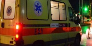 Σοβαρός τραυματισμός 18χρονου από φορτηγό στην Ημαθία