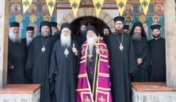 Πανηγυρίζει το μοναστήρι του Προδρόμου Σκήτης Βέροιας