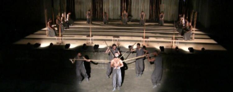 Καθήλωσαν οι «Τρωάδες» του Ευριπίδη στο θέατρο Άλσους!