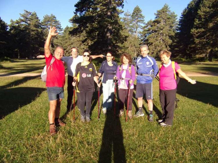 ΒΕΡΜΙΟ - Ξηρολίβαδο, Κυριακή 30 Αυγούστου 2020, με τους ορειβάτες Βέροιας
