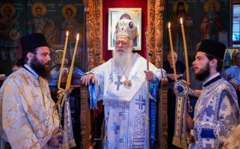 Πανηγύρισε η Ιερά Μονή Τιμίου Προδρόμου Σκήτης Βεροίας