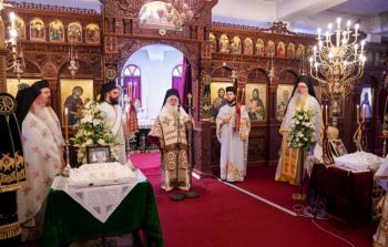 Εορτάστηκε ο Άγιος Αλέξανδρος Πατριάρχης Κωνσταντινουπόλεως στη Βέροια. Μνημόσυνο για το μακαριστό Μητροπολίτη Σταυροπηγίου κυρό Αλέξανδρο