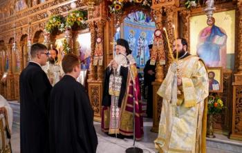 Πανηγύρισε ο Ιερός Ναός του Αγίου Αλεξάνδρου στην Αλεξάνδρεια