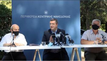 150 εκατ. ευρώ από την Περιφέρεια Κεντρικής Μακεδονίας στις επιχειρήσεις που επλήγησαν από τον κορωνοϊό