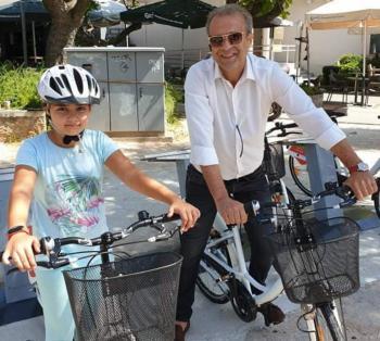 Τα ποδήλατα στους δρόμους της Βέροιας