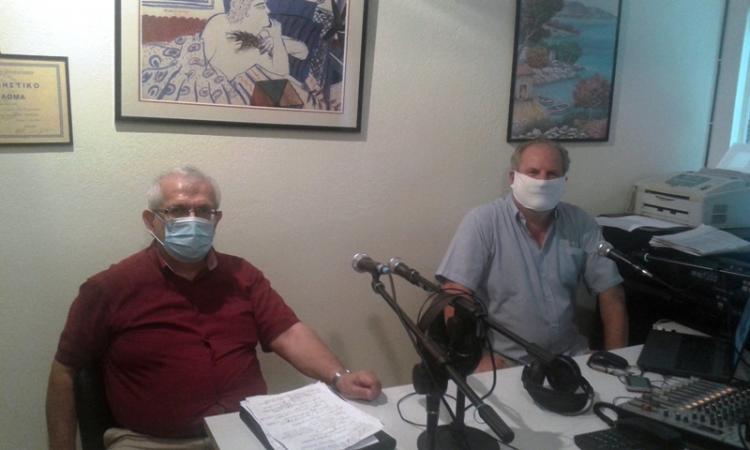 Χρήστος Κούτρας : «Οι ειδικοί επιστήμονες να λένε την αλήθεια στους πολίτες χωρίς φόβο και «υποδείξεις»