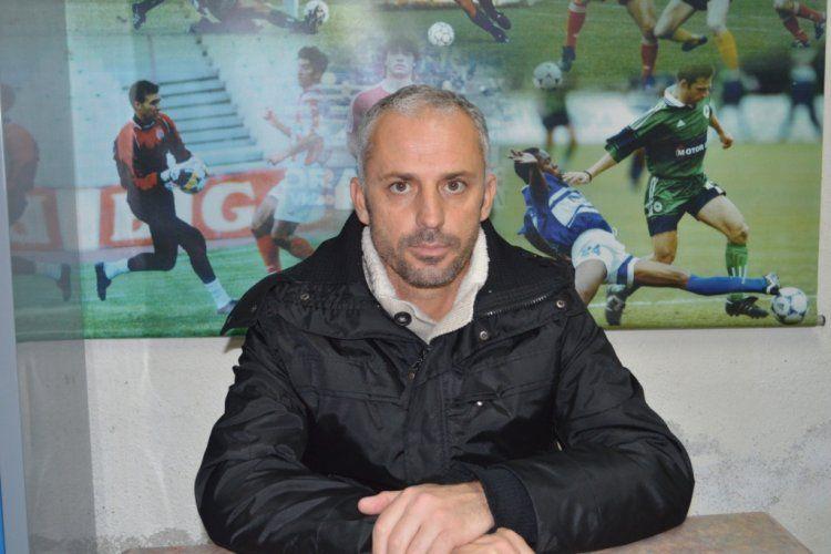 Καμπανιακός-ΦΑΣ Νάουσα 0-1, δήλωση του προπονητή Δημήτρη Χριστοφορίδη