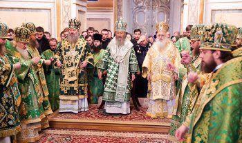 Η εορτή του Αγίου Νέστορα, προστάτη της Εκκλησιαστικής Ακαδημίας Κιέβου