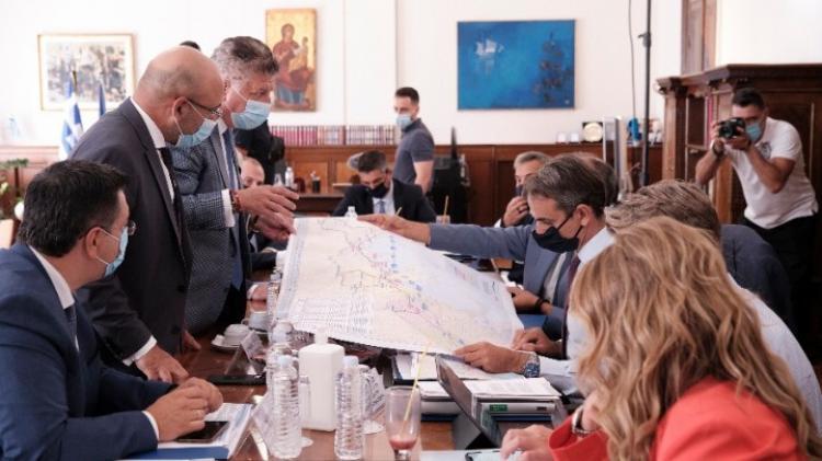 Τι ζήτησαν από το Μητσοτάκη οι παραγωγικοί φορείς της Βορείου Ελλάδος
