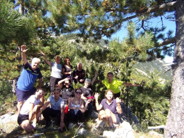 ΟΛΥΜΠΟΣ, Δάσος  Μάλτας ( 1580μ.), Κυριακή 6 Σεπτεμβρίου 2020, με τους Ορειβάτες Βέροιας