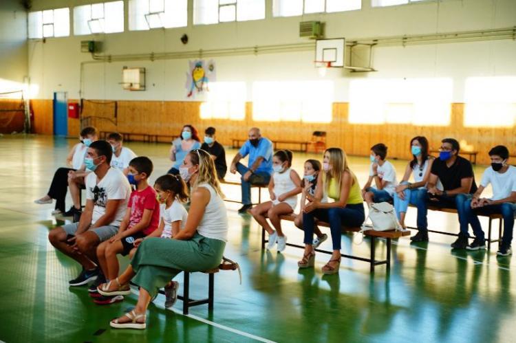 Α.Π.Σ Φίλιππος Βέροιας : Πρώτη φετινή συγκέντρωση για τα τμήματα υποδομών με προσδοκίες και όνειρα