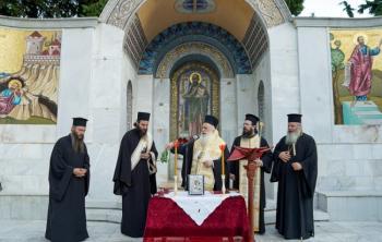 Αγιασμός για την έναρξη των μαθημάτων του Κοινωνικού Φροντιστηρίου της Ιεράς Μητροπόλεως