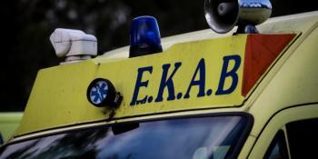 Τροχαίο ατύχημα με βαριά τραυματισμένο μοτοσυκλετιστή στη Νάουσα