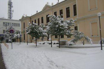 Συνεδρίασε το Συντονιστικό Τοπικό Όργανο Πολιτικής Προστασίας του Δ.Βέροιας για χιονοπτώσεις και παγετό