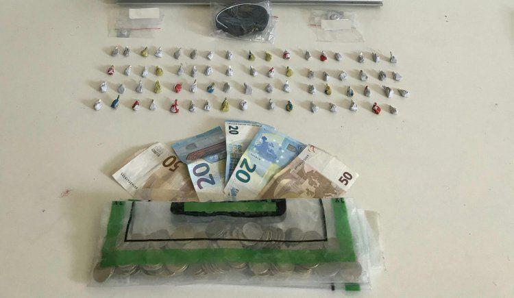 Συνελήφθησαν δύο άτομα για διακίνηση ηρωίνης