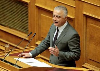 Λάζαρος Τσαβδαρίδης : «Απέναντι στις ψευδοκατηγορίες ΣΥΡΙΖΑ, η Κυβέρνηση της ΝΔ απαντάει με έργα»