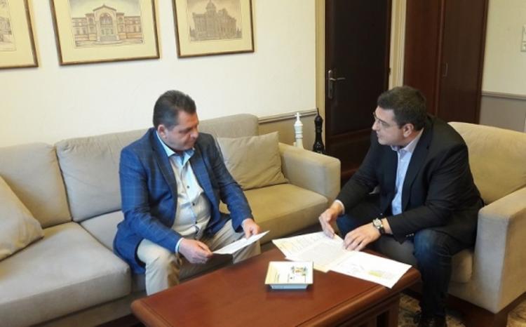 Κ. Καλαϊτζίδης : «Παράδειγμα για όλη την Ελλάδα, οι πρωτοβουλίες του Απόστολου Τζιτζικώστα»