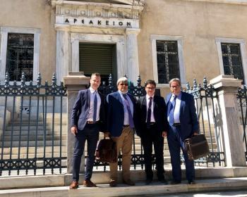 Εκδικάστηκε η αίτηση ακύρωσης Αντ. Μαρκούλη – Κ. Τροχόπουλου