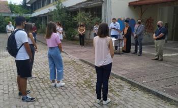 Μήνυμα Δημάρχου Η.Π. Νάουσας Νικόλα Καρανικόλα για την έναρξη της νέας σχολικής χρονιάς