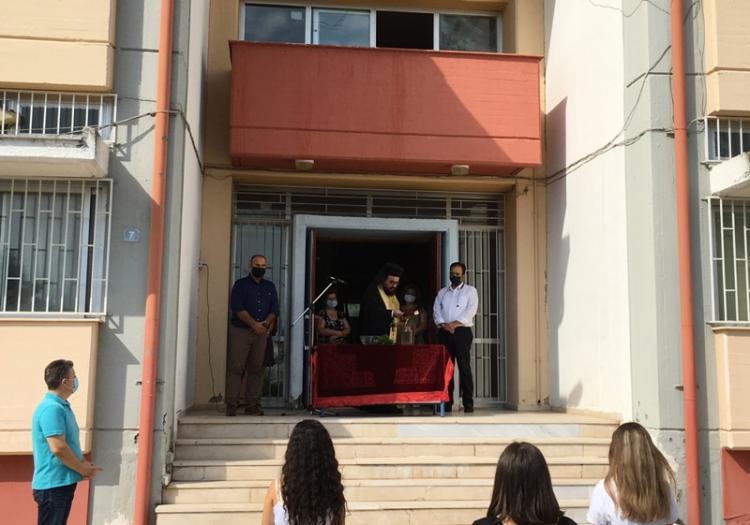 Χτύπησε το «πρώτο κουδούνι» στα σχολεία της Ημαθίας