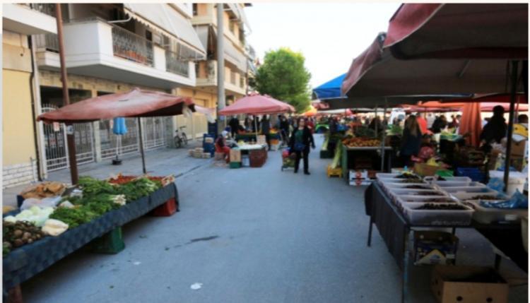 Στην Πατουλίδου οι παραγωγοί λαϊκών αγορών - Τα αιτήματά τους