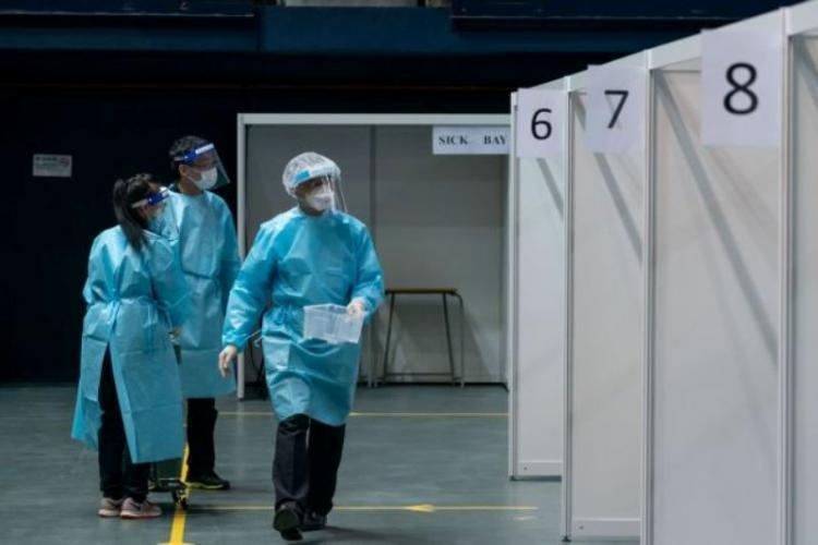Κοροναϊός: Έκρηξη κρουσμάτων – 310 νέα και 3 θάνατοι το τελευταίο 24ωρο - 3 στην Π.Ε. Ημαθίας
