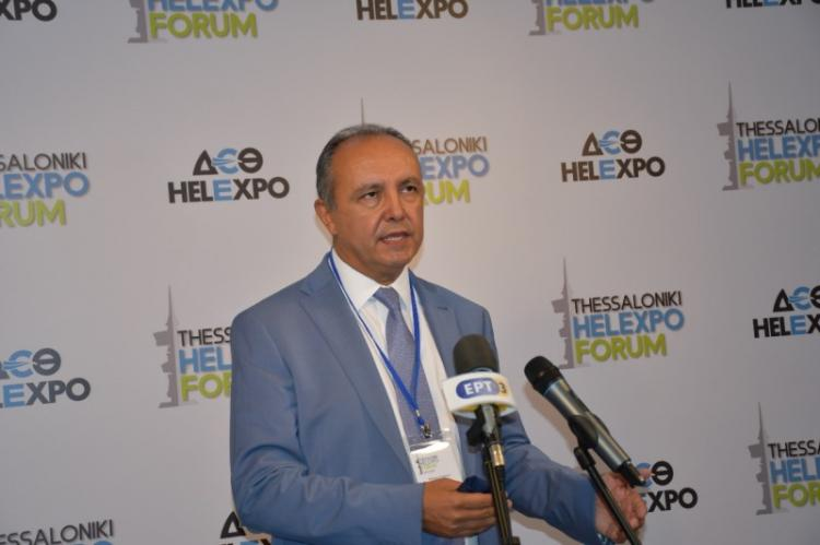 Θ. Καράογλου στο Thessaloniki Helexpo Forum : «Πλέον μιλούμε για τη Θεσσαλονίκη του 2030»